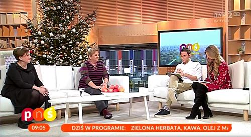 """Rozmowa o przedszkolach daltońskich w Polsce w """"Pytaniu na śniadanie"""" rozmowa z panią Dyrektor Anną Wróbel"""